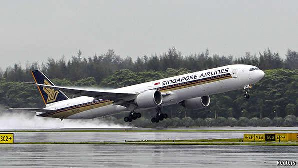Return of the longest haul? - Singapore to Newark