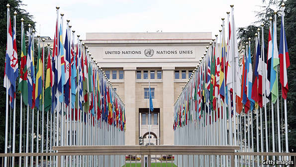 Why the UN doesn't pay its interns - The Economist explains