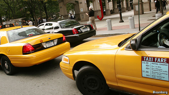 New York pilots a scheme to allow vehicles to communicate with one another