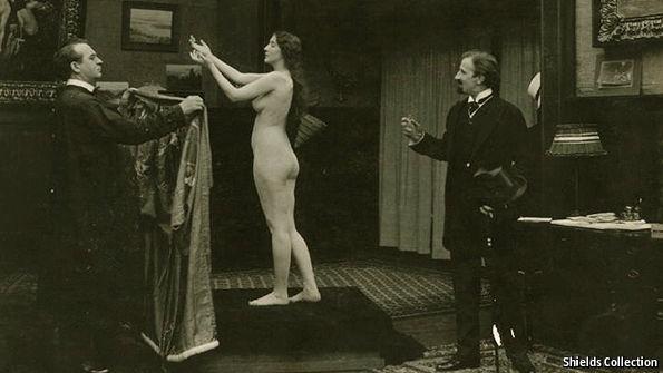 Vintage Victorian Porn Video