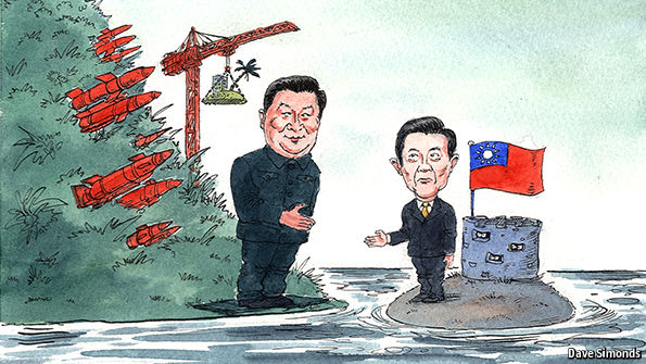 relationship between china hong kong and taiwan