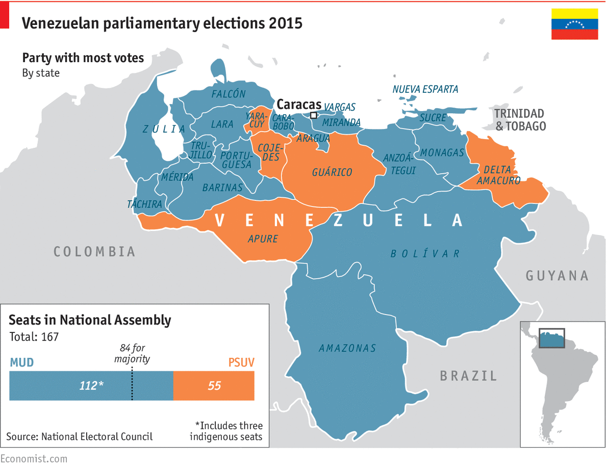 In Graphics A Political And Economic Guide To Venezuelavenezuela A Nation In A State