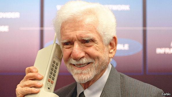 Wireless: the next generation
