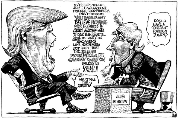 Kal S Cartoon The Economist