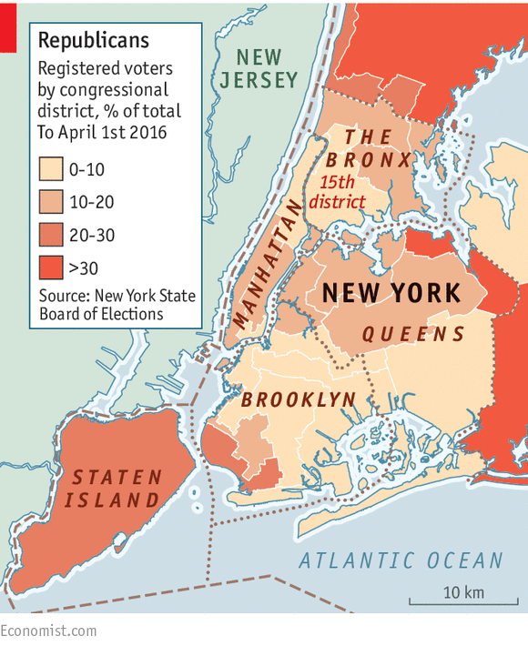 Bronx cheer - New York's Republican primary