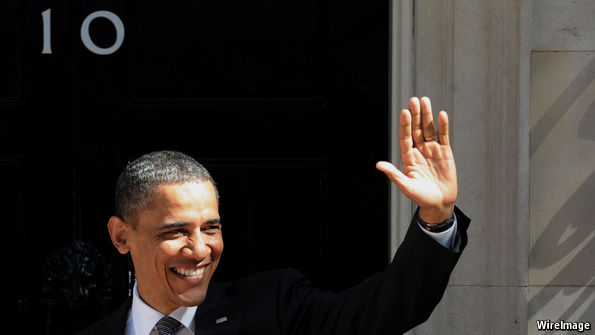 Barack Obama is right: Britain could lead Europe if it wanted to