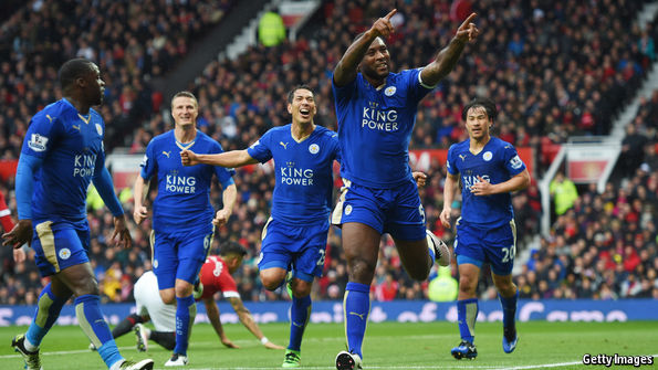 Leicester City's success suggests globalisation is strengthening, not killing, English football