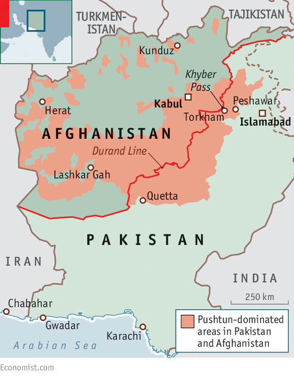 taliban in pakistan and afghanistan relationship