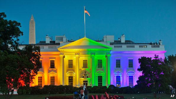 Homosexual rights debate democratic
