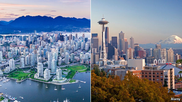 Vancouver And Seattle Seek To Come Closer Together on Print Border