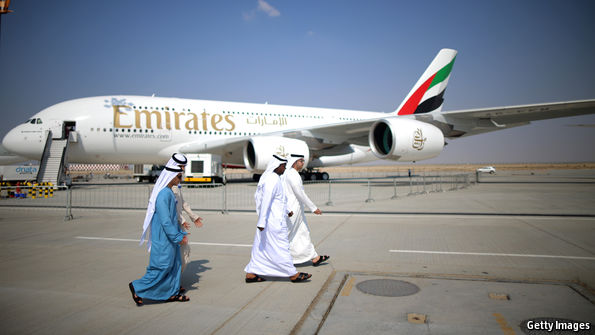 The Future Of The A380 Flying Low