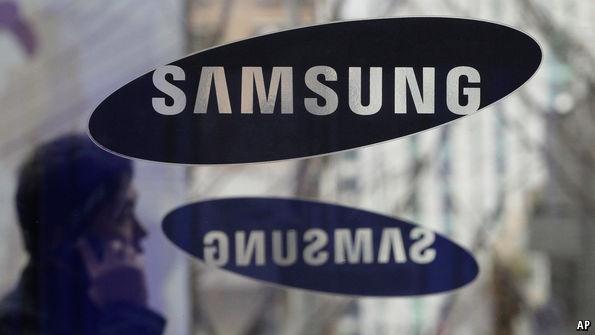 Samsung is sucked into South Korea's political crisis