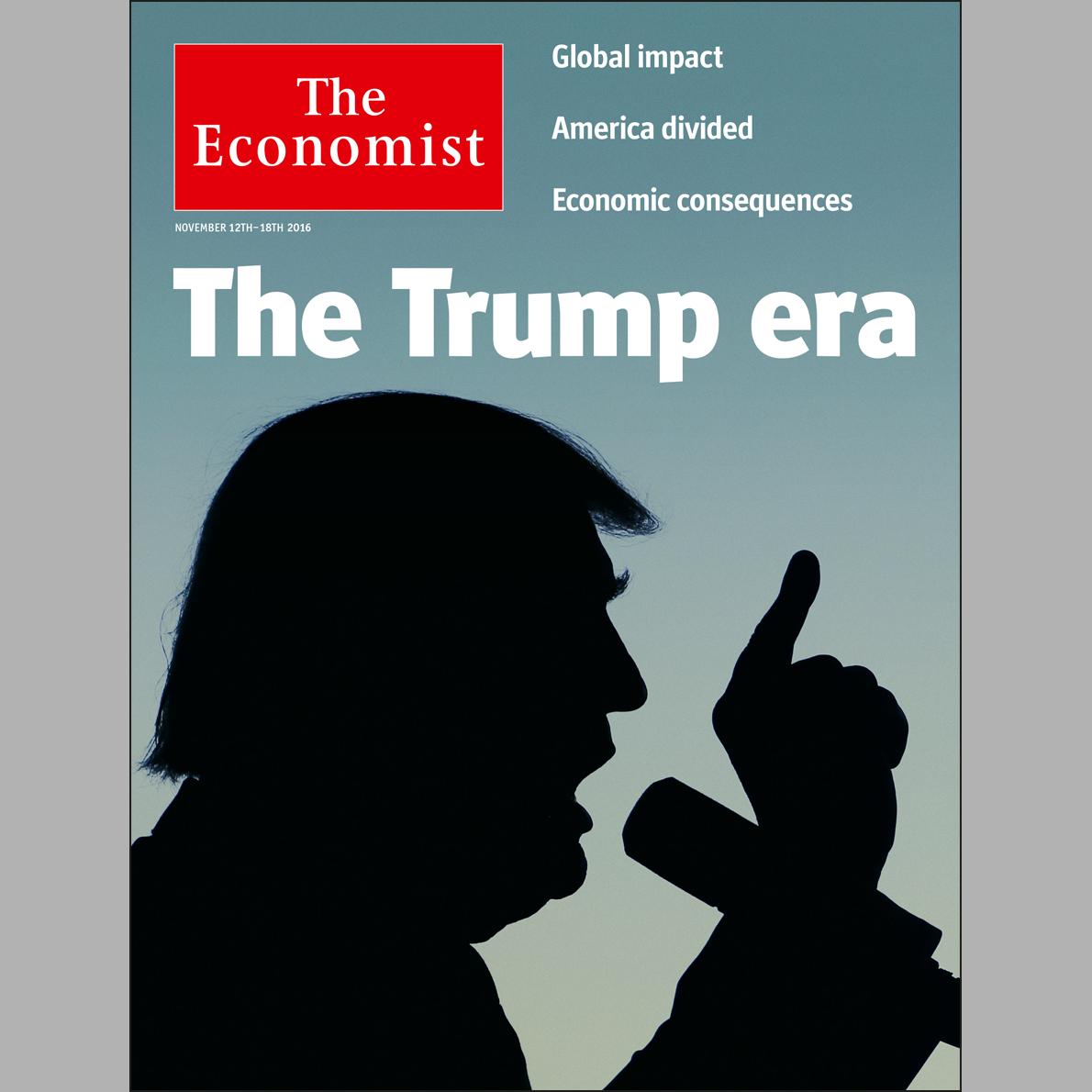 Donald Trump's rise to power, seen through The Economist's ...