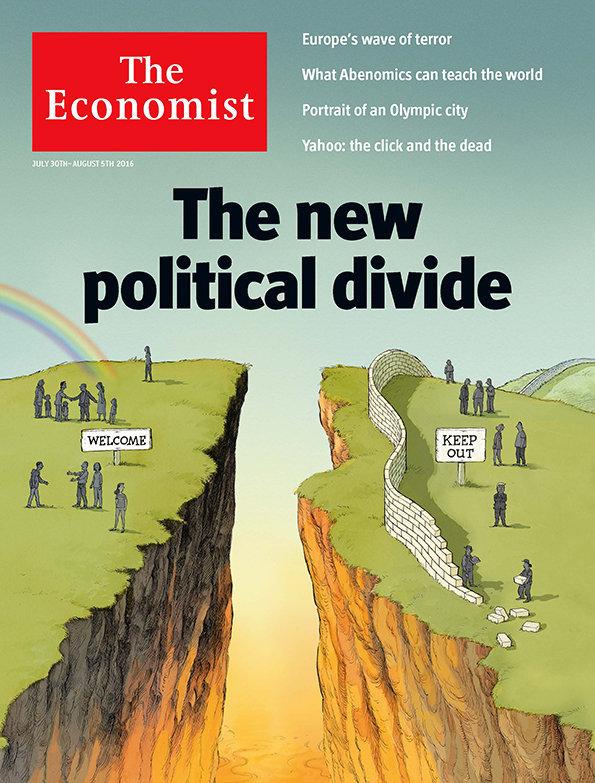 Cover album: The Economist's editors pick the ten covers ...