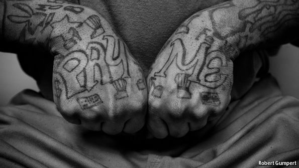 A Statistical Analysis Of The Art On Convicts Bodies Prison Tattoos