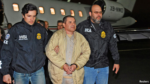 the diplomatic meaning of el chapo u2019s extradition