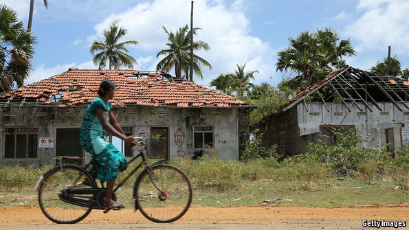 Measures to placate Sri Lanka's Tamil minority are stalling