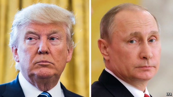 After the strike, Russia's romance with Donald Trump is dead