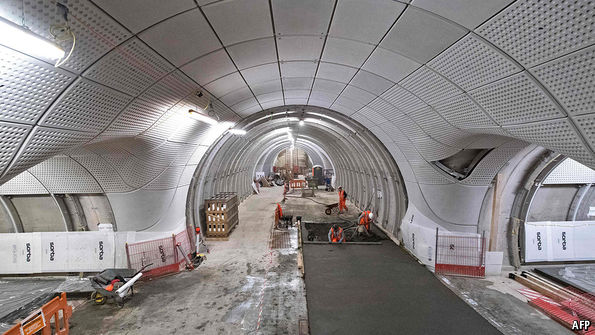 Managing Financial Risk On London S Massive Crossrail Project