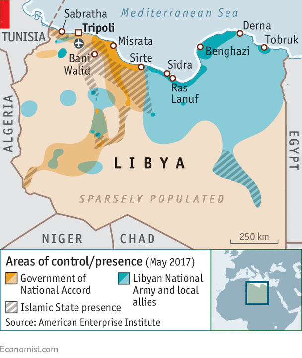 How islamic state clings on in libya down but not out there are thought to be around 500 is fighters operating in libya not the thousands estimated before their recent setbacks but there are perhaps 3000 publicscrutiny