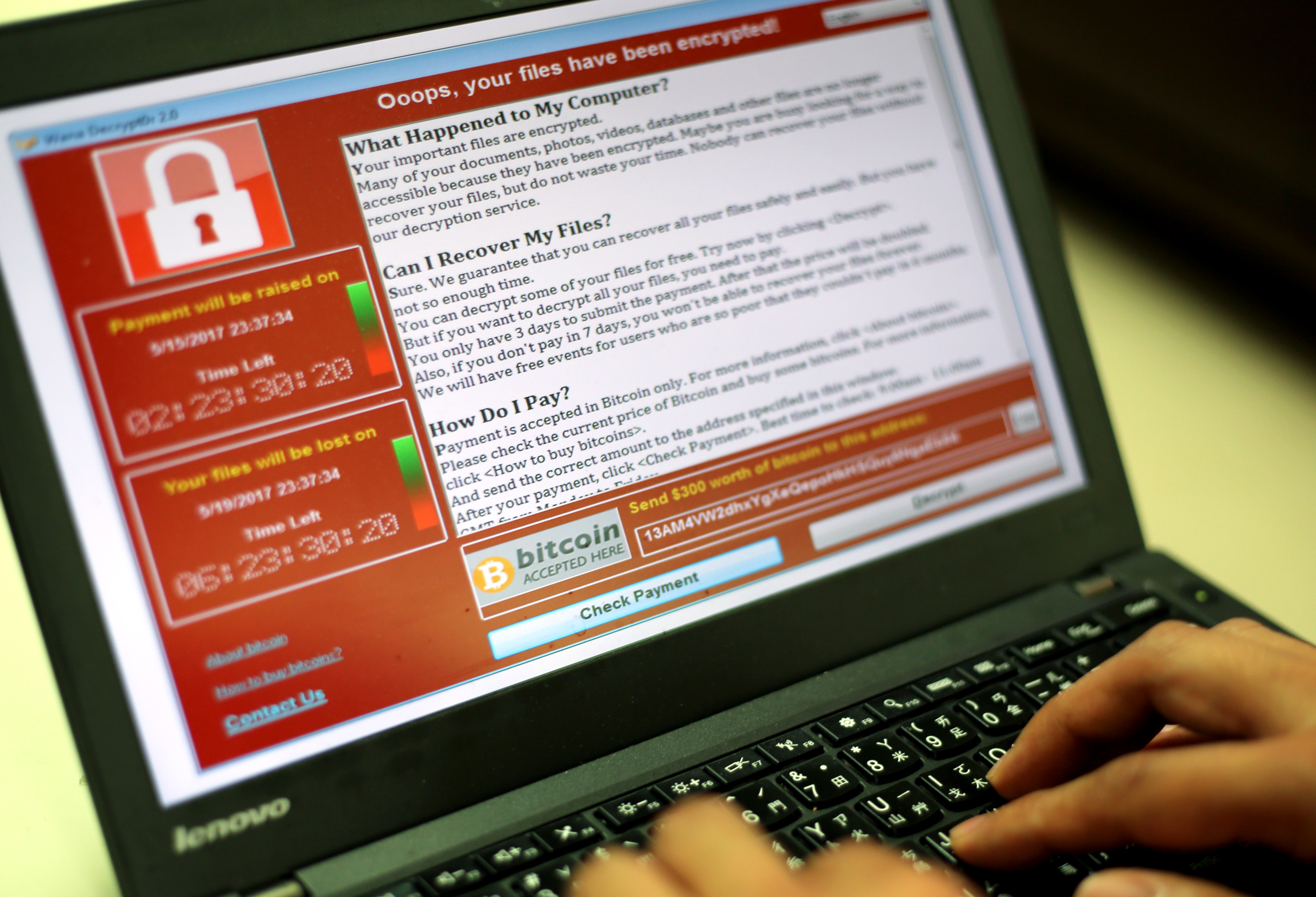 A large-scale cyber-attack highlights the structural dilemma of the NSA