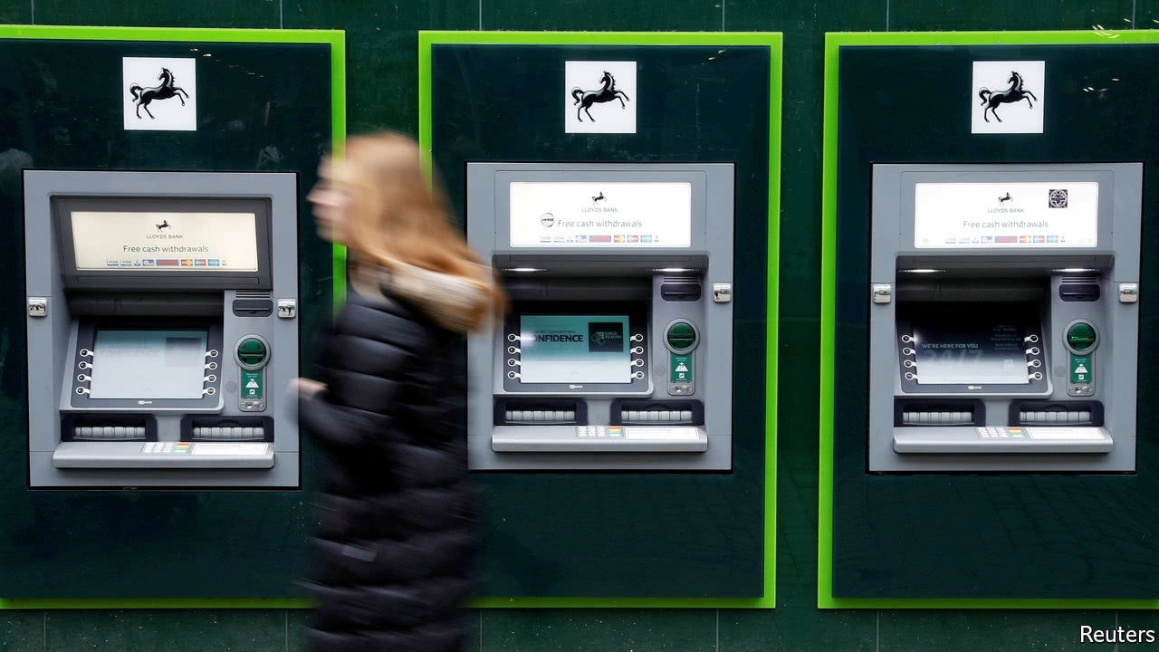 The British government sells its last shares in Lloyds bank - Horse ...