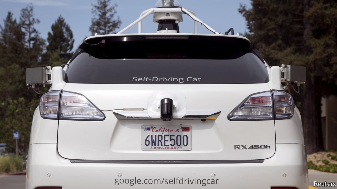The long, winding road for driverless cars
