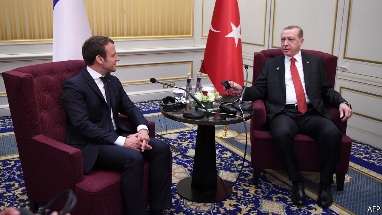 Turkey's president had a bad NATO summit, too