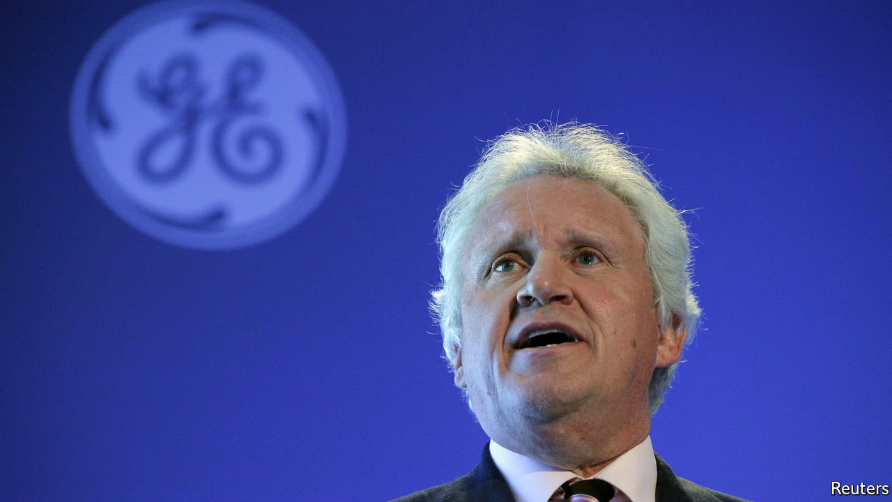 Jeff Immelt's record shows the pitfalls of capital ...
