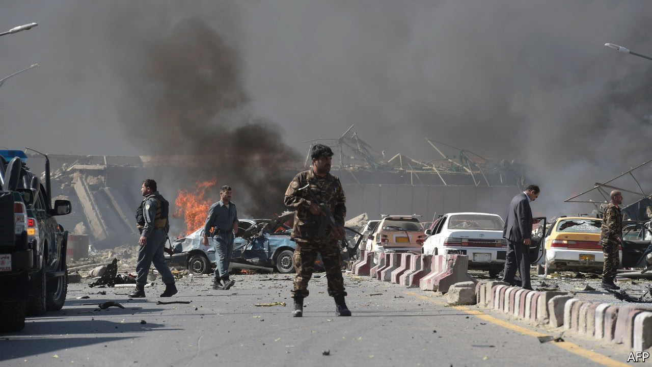 Another Day, Another Bomb in Kabul