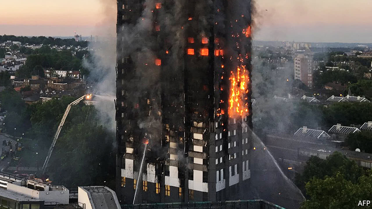 Simon Cowell announces plans for Grenfell Tower charity single