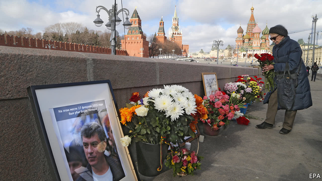 Five Found Guilty of Nemtsov Slaying