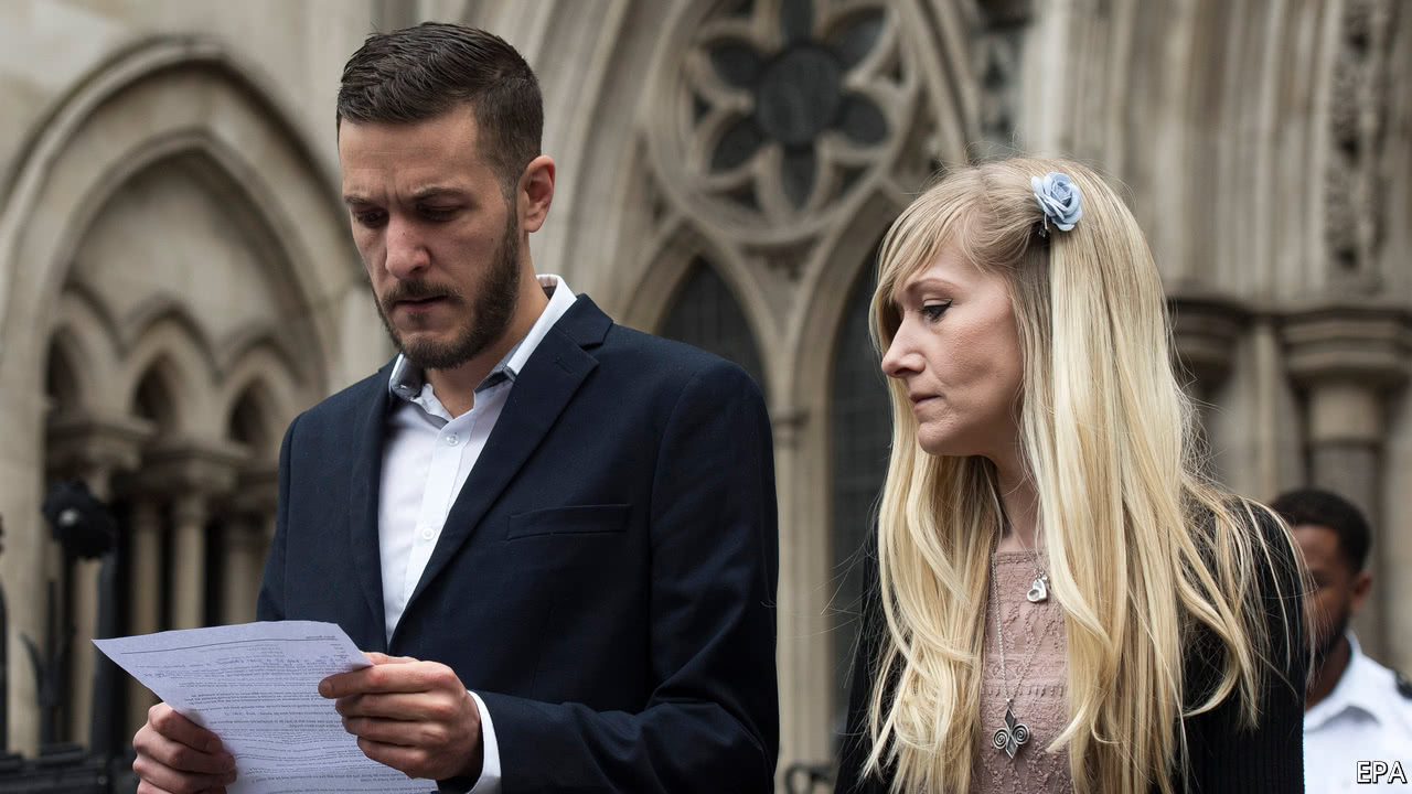 Charlie Gard will end his days in a palliative care unit