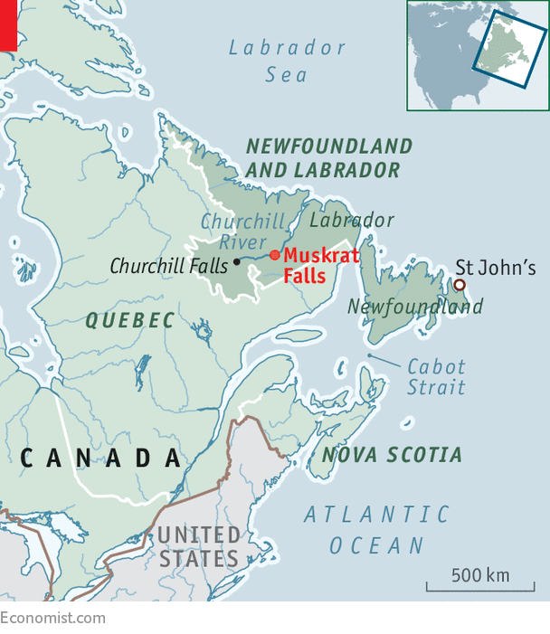 A dodgy dam in Canada\'s east - The moral of Muskrat Falls