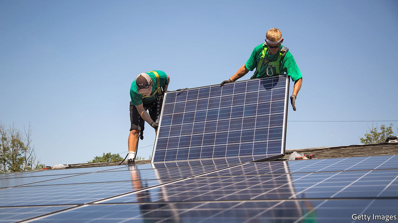 A Trade Dispute Threatens America S Booming Solar Industry