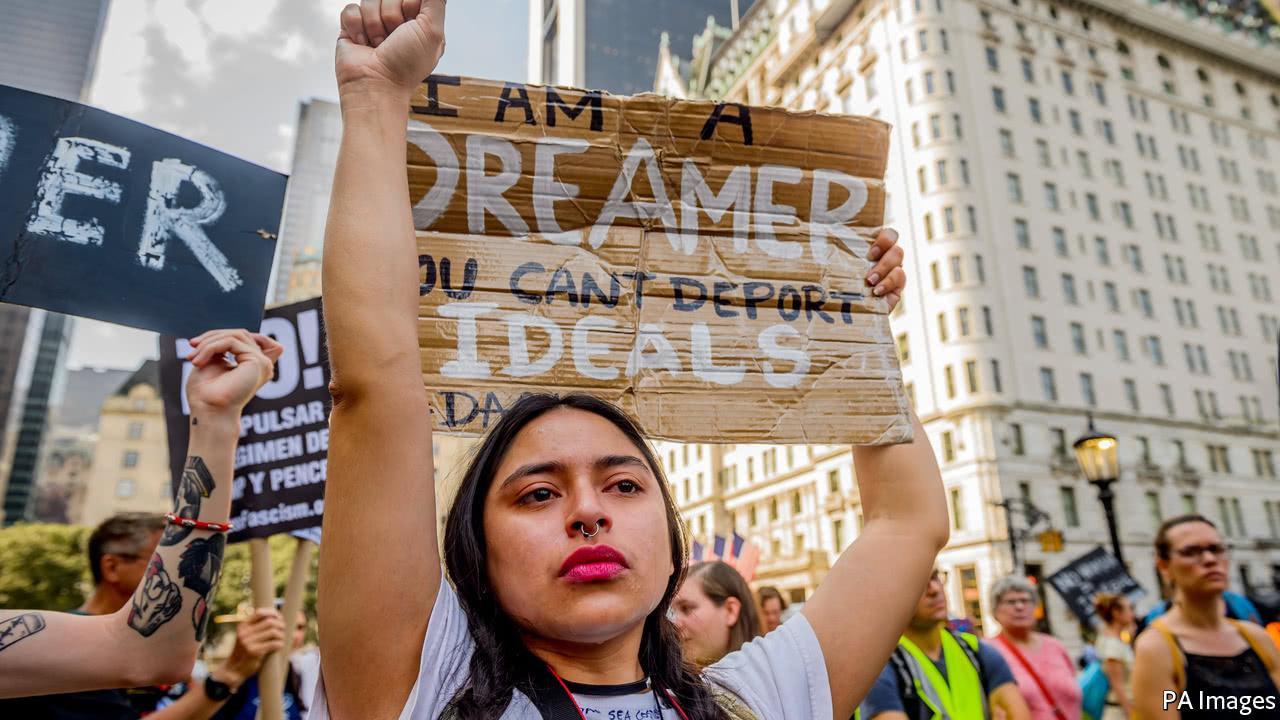 Donald Trump is right: Congress should pass DACA