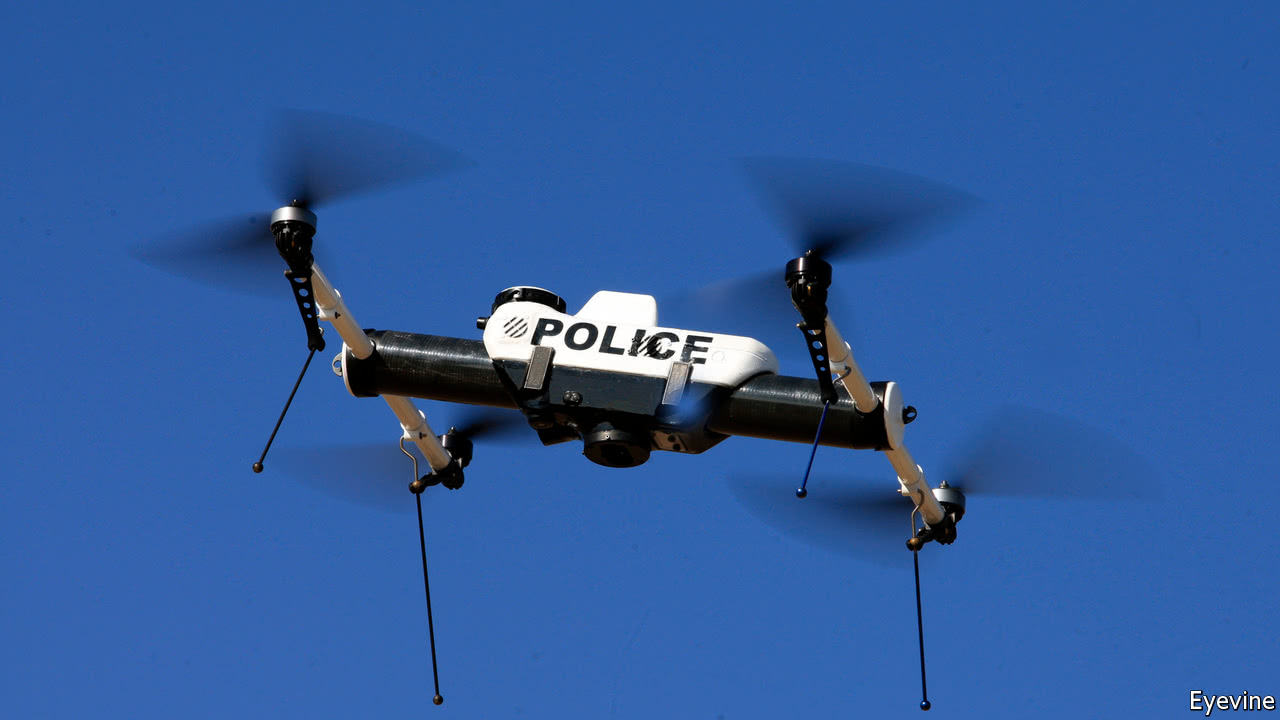 Image result for police drones