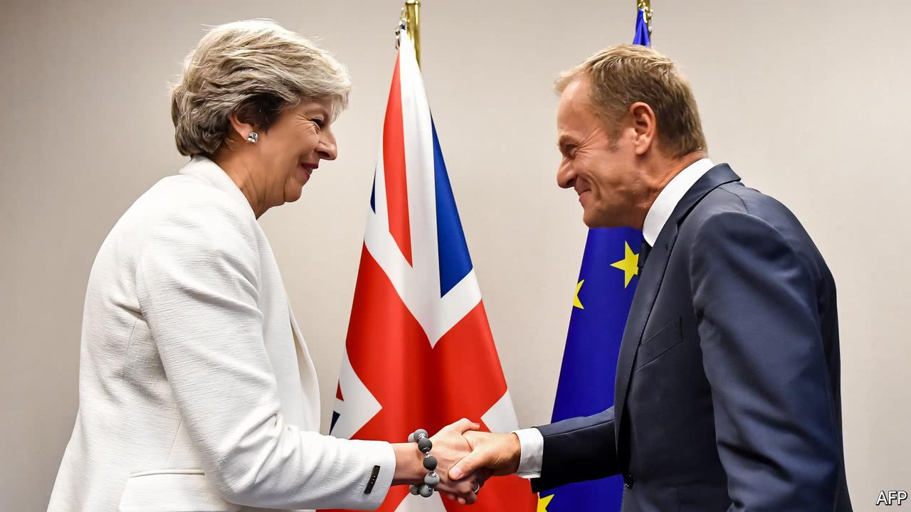 Britain seeks friends at Europe's top table