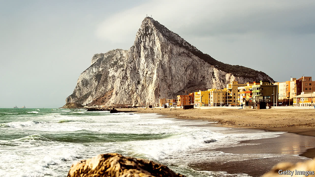 The Catalan crisis adds to Gibraltar's Brexit concerns