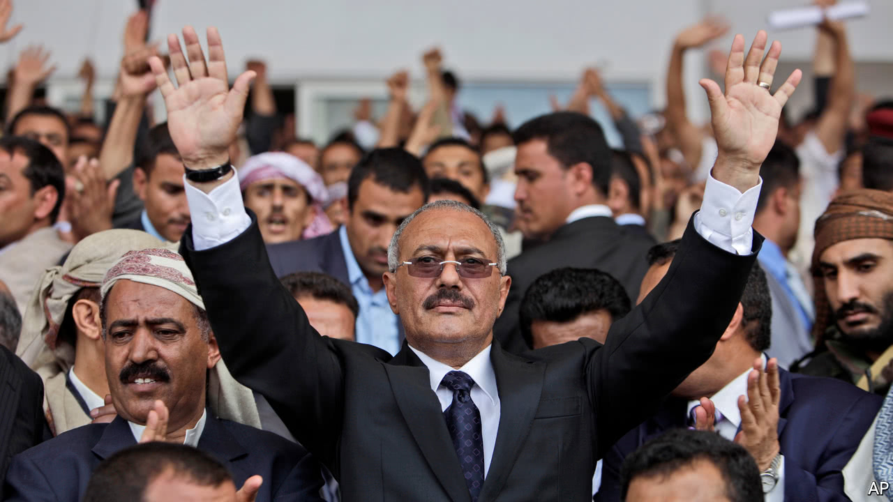 Yemen's ex-President killed during clashes