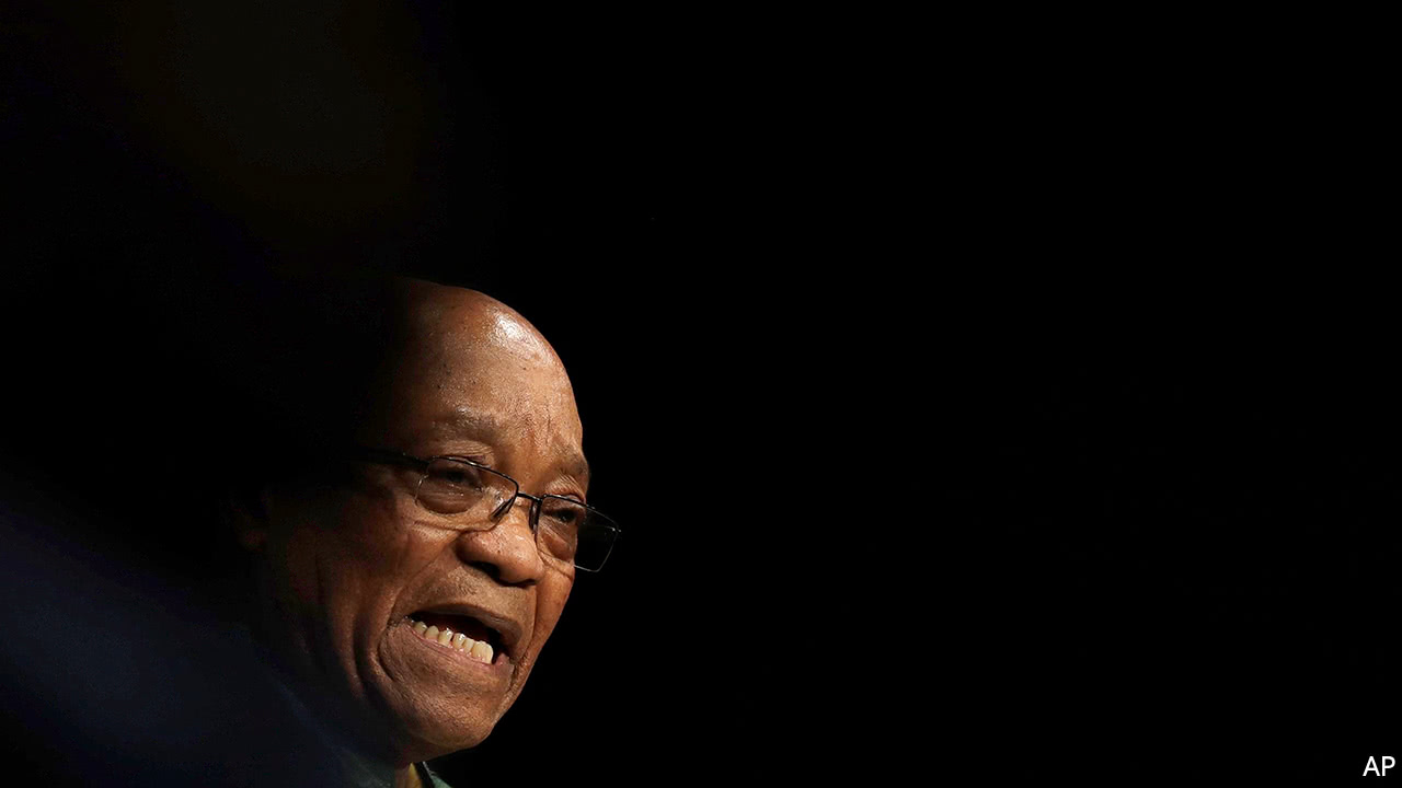 S. African leader to appeal ruling on prosecutions boss