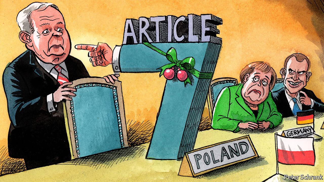 EU Triggers Article 7 Against Poland