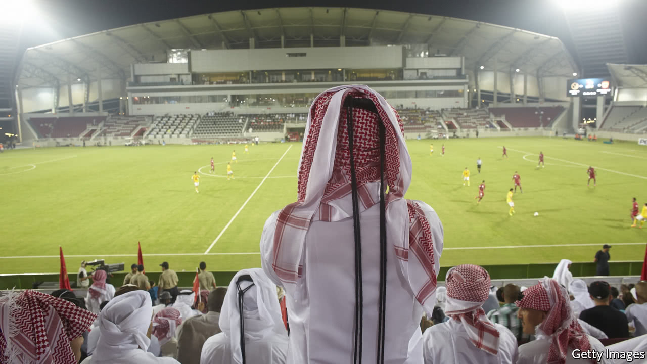 Qatar may ask Iran for help in hosting the World Cup