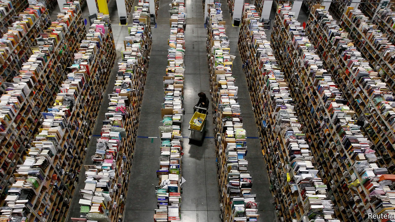 What Amazon does to wages