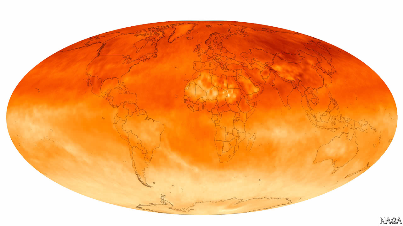 Scientists struggle to explain a worrying rise in atmospheric methane