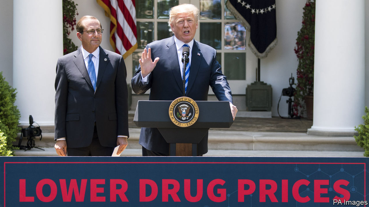 Donald Trump's prescription to reduce drug prices takes small steps