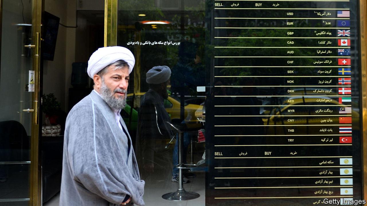 Iran braces for economic war with America