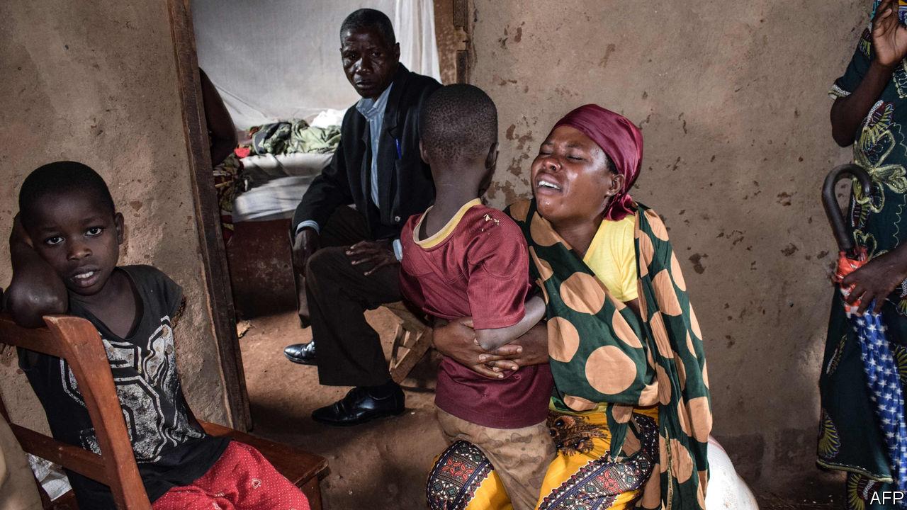 United Nations expresses concern over violence in Burundi