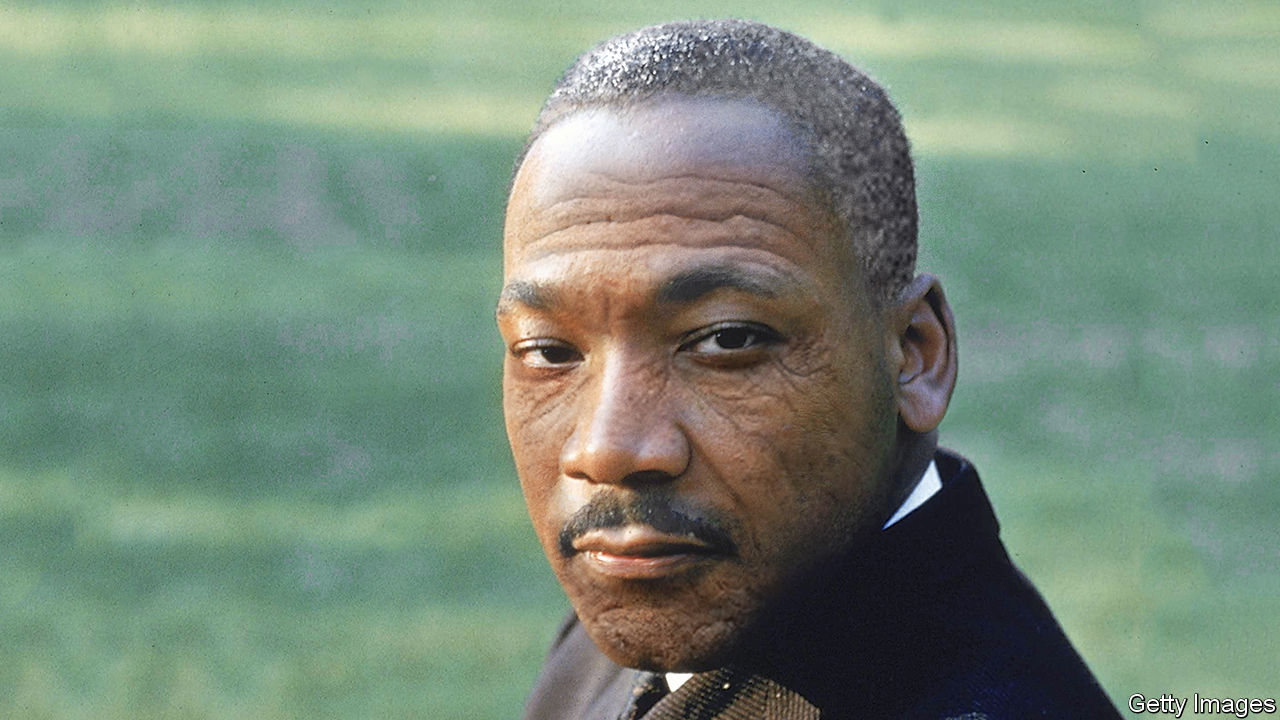 a different dream if martin luther king had not been assassinated