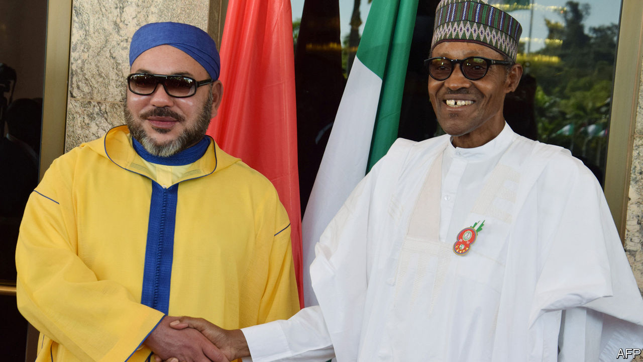 why morocco is cosying up to sub saharan africa banking on ecowas